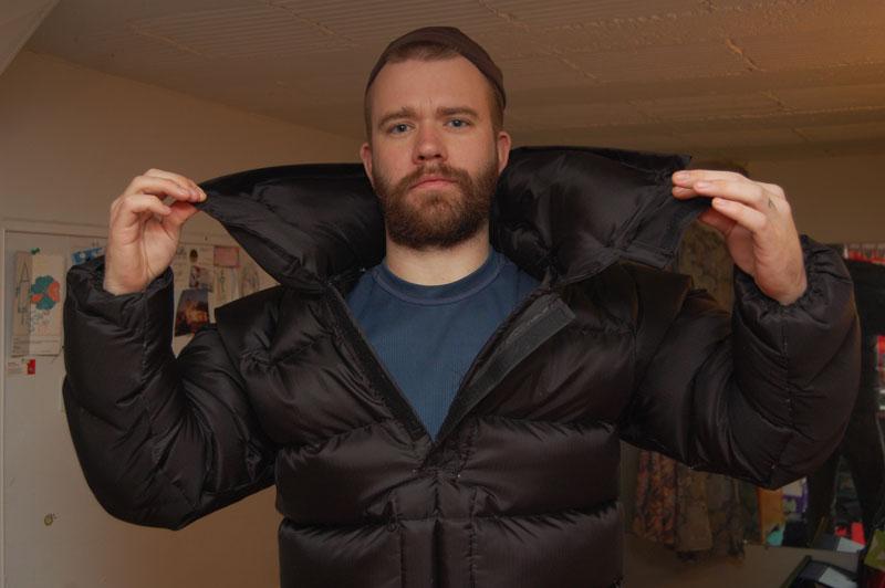 Warmest collar ever? I think so!
